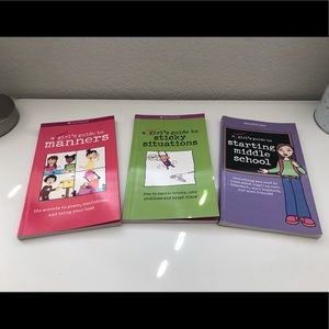 American Girl - A Smart Girl's Guide Book Set